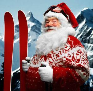 Santa_ski2