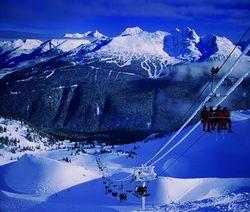 Whistler-gondola