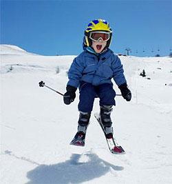 Children-ski-safety