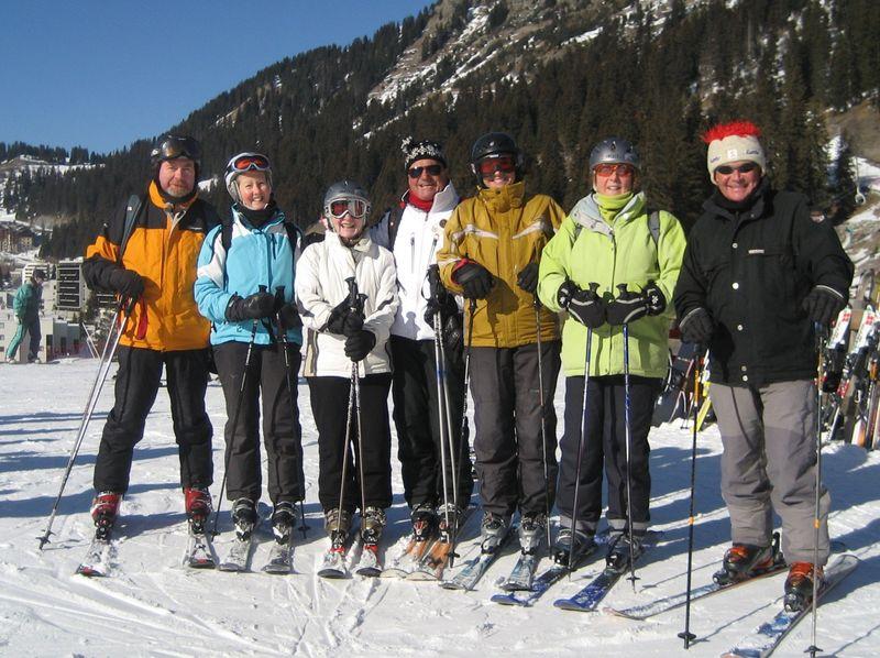 Brenda's group-Jan 2011