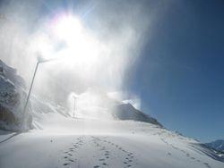 Alpdhuez-snow