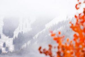 Winter Park Resort - The Jane looks so much better covered in snow