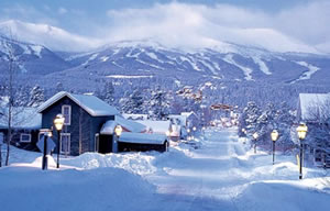 Breckenridge ski resort, Colorado