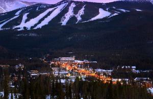Winter Park Colorado - Downtow