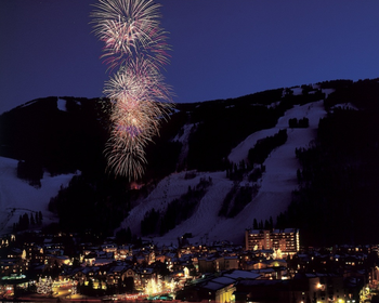 New Year in Vail