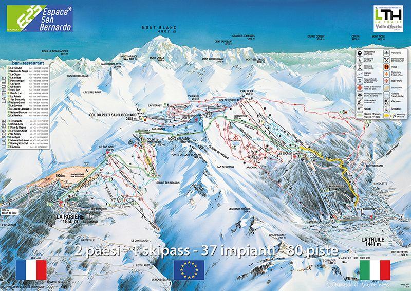 Lathuile-map