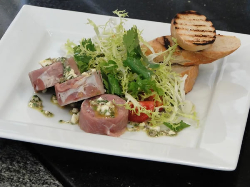 Chalet-food