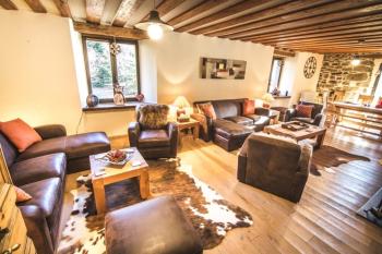 Chalet Ascensus - lounge